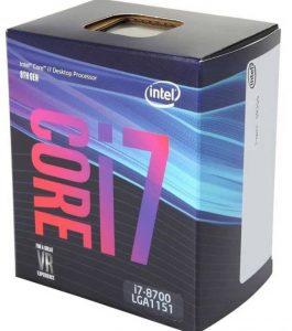 Intel Core i7-7700K Desktop Processor