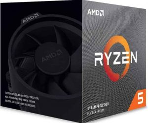 AMD Ryzen 5 3600X 6- Core