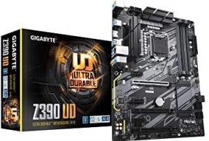 GIGABYTE Z390 UD, Intel LGA 1151Z390ATXM.2