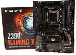 GIGABYTE Z390 Gaming X (Intel LGA 1151/Z390/ATX/2x M.2)