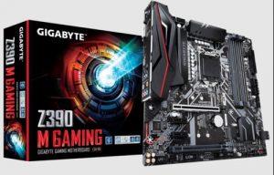 Gigabyte Z390 – M Gaming Motherboard