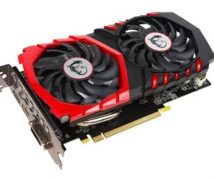 MSI Video Card Graphic Cards GTX1050 2G OC