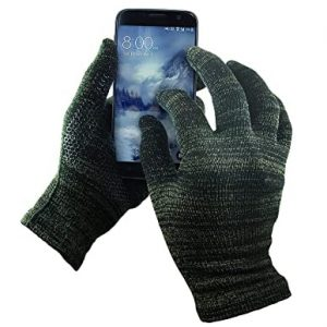 Outdoor Winter Touch Screen Gloves – Entire Surface Compatible with iPhones, Androids, iPads