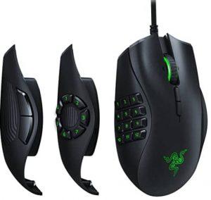 Razer Naga Trinity Gaming Mouse 12 Button Configuration