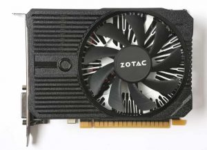 ZOTAC GeForce GTX 1050 Ti Mini Gaming Graphics Card