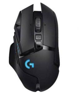 Logitech G502 Light speed Wireless Gaming Mouse