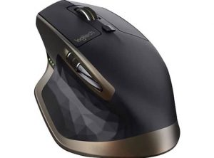 Logitech MX Master Wireless Mouse With High Precision Sensor
