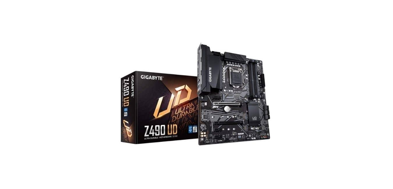 GIGABYTE Z490 UD Motherboard