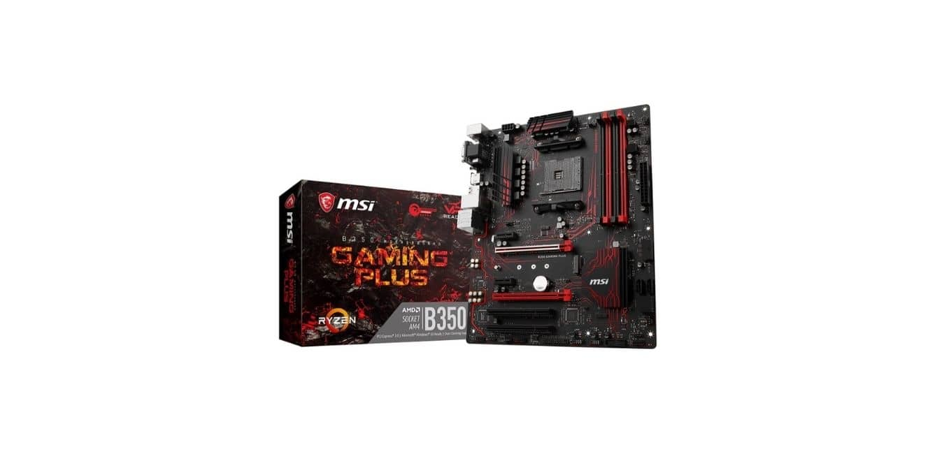 MSI Gaming AMD Ryzen B350