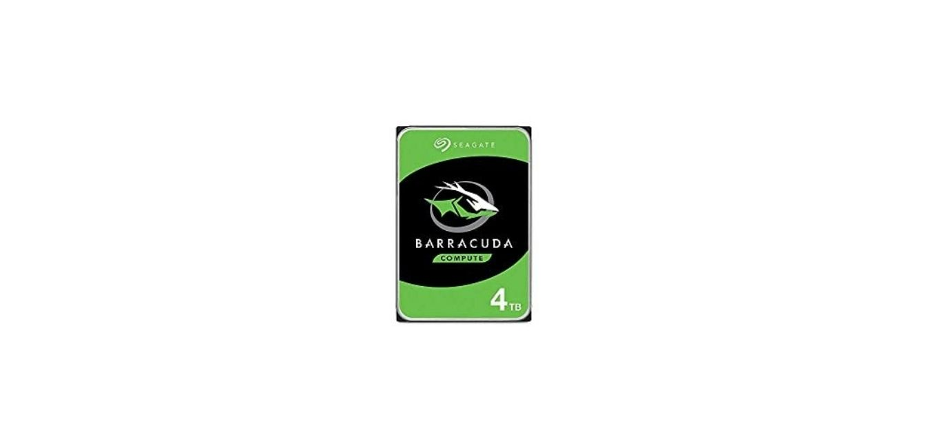 Seagate BarraCuda 4TB Internal Hard Drive HDD