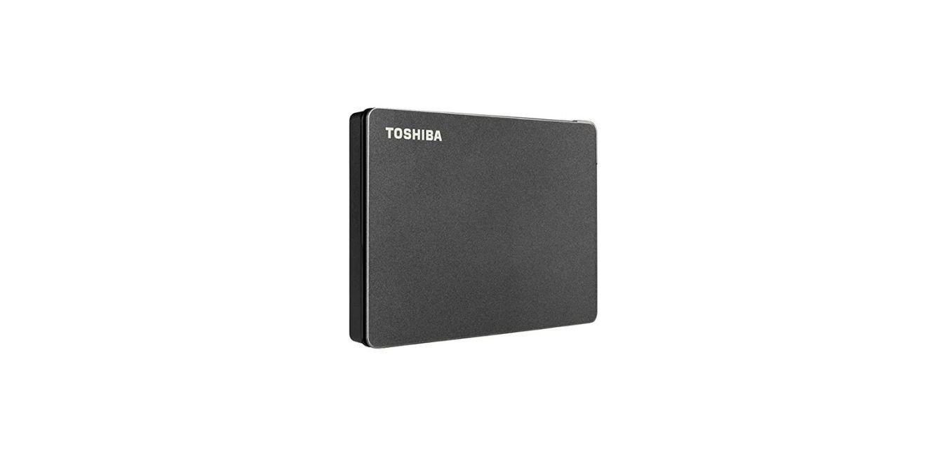 Toshiba Canvio Gaming 2TB Portable External Hard Drive