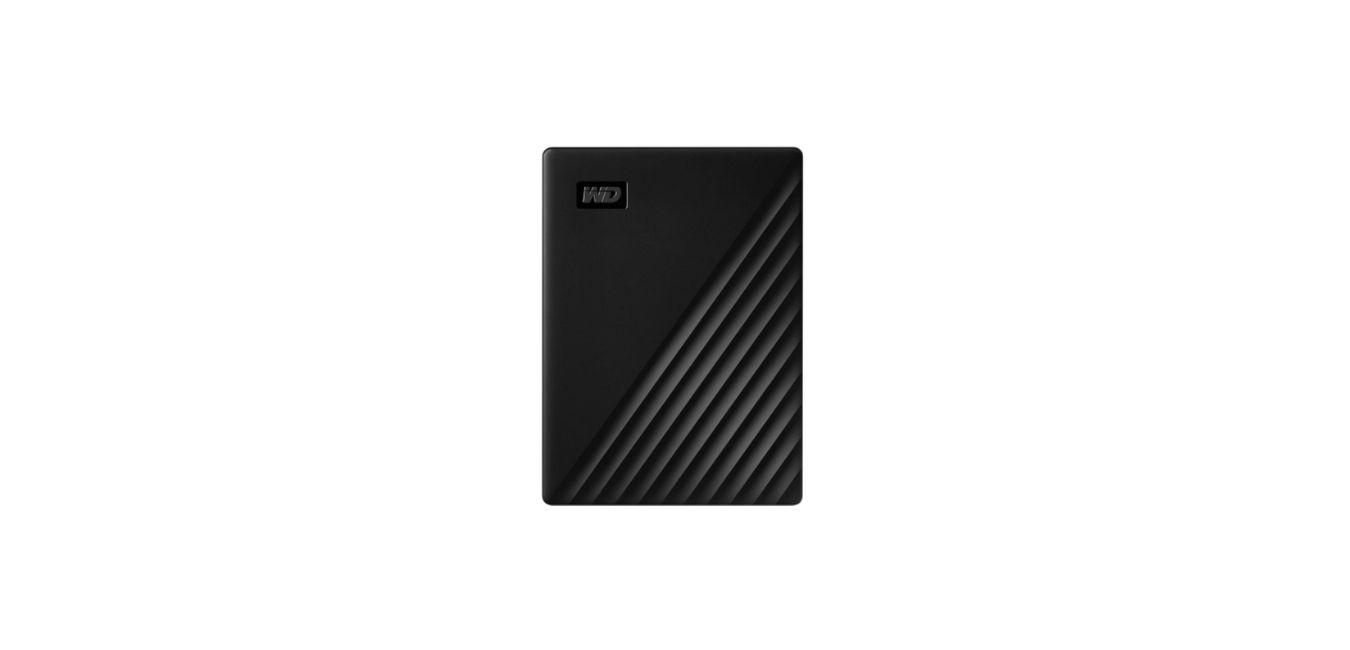 WD 5TB My Passport Portable External Hard Drive HDD