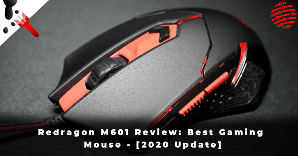 Redragon M601 Review Best Gaming Mouse - [2020 Update]